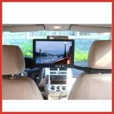 """De androïde OS 10.1 """" Monitor van de Hoofdsteun van de Taxi Adverterende met GPS de Infrarode Sensor van het Spoor"""