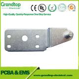 CNC de lámina metálica de aluminio estampado y soldadura de piezas de corte
