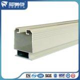 Trilho de cortina de alumínio do padrão de ISO 6063t5 com alta qualidade