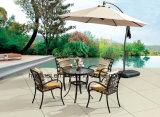 屋外/庭/テラス藤及びアルミニウム椅子HS3325c