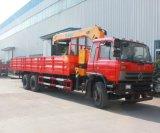 Dongfengtruck с краном кран 6.3 тонн установленный тележкой
