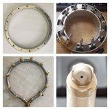 El Ball-Screw innovador de Ezletter embrida los perfiles de aluminio del vector especializados procesando el ranurador del CNC (AL4000)