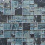 Lanscape Andesite de alta qualidade do Painel da Parede de vidro com mosaicos de azulejos de pedra