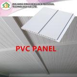 200mm*6mm rainure centrale du panneau de plafond PVC Impression couleur DC-07