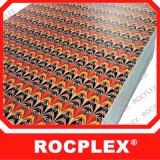 2mm 폴리에스테 합판 Rocplex 의 꽃 색깔 폴리에스테 합판