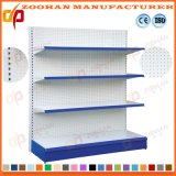 Ce Proved Single Sided Supermarket Shelf Display Shelving Rack (Zhs4)