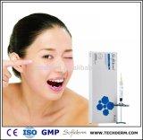 Antiaushärtungs-Hyaluronic Säure-Hauteinfüllstutzen, injizierbarer Gesichtseinfüllstutzen, Derm 2.0ml