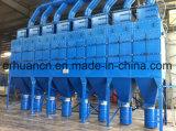 炉装置のための産業集じん器