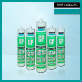 Vedador do silicone do Gp do Dow Corning para portas e Windows