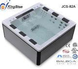 Baquet chaud Jcs-82A de jacuzzi de balboa de shopping en ligne de Kgt de baignoire acrylique de STATION THERMALE