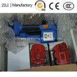 Máquina de envolvimento a pilhas para o empacotamento do metal