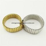 Дешевые металлические эластичные ремешки наручных часов