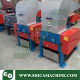 Starke Plastikzerquetschenmaschine mit seitlichem Input für grosses Plastikrohr