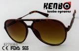 Arrefecer os óculos de sol com a barra superior e Borracha no Templo Kp70364