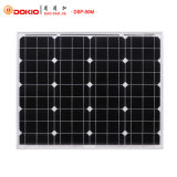Panneau solaire cristallin Mono 50W