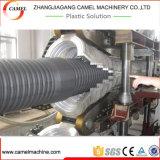 Линия штрангя-прессовани трубы из волнистого листового металла стены PVC двойная
