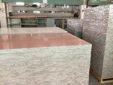 Деревянная панель ячеистого ядра ламината Formica зерна для морского пехотинца