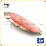 중국 최고 질 안정되어 있는 다이아몬드는 화강암 절단을%s 톱날을