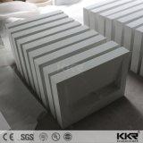 Bacia de pedra artificial do banheiro do hotel de Kkr