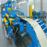 Il formato completamente automatico del cambiamento ha galvanizzato il rullo d'acciaio del vano per cavi che forma la macchina