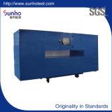 Sécurité du contrôleur du détecteur de fumée Machine d'essai de densité d'alarme pour l'ISO7240