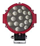 7'' 4X4 движении светодиодный индикатор рабочего освещения для просёлочных дорог автомобиля (GT1015-51W)