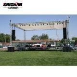 Shizhan Ereignis-Beleuchtung-Zapfen DJ-Aluminium-Binder