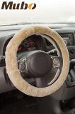 Cubierta auto del volante de la zalea merina de Australia