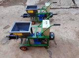 Cimento que pulveriza a máquina do reboco de cimento de Grouter