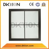 DW004 черного квадрата стекла окна двери из нержавеющей стали