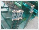 Het duidelijke/Gekleurde Glas van de Zaal van de Douche van het Glas van de Bril van de Veiligheid van het Gehard glas Aangemaakte