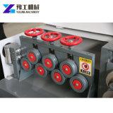 Barre d'acier hydraulique de redressage et de machine de coupe