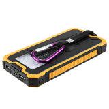 cargador solar de la potencia portable 12000mAh para el teléfono celular