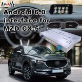 7-дюймовый HD Android 6.0 интерфейс GPS для навигации 2014-2017 Mazda CX-5, Bt/WiFi/DVD