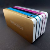 Ultra-Thin Mobile Power Polymer 12000 mAh Metal Shell