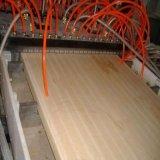 Perfil de PVC linha de extrusão