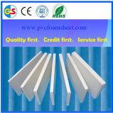 Ignifuge imperméabiliser a expulsé panneau en plastique de mousse de PVC de coffrage de 15mm