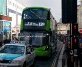 Haut de la qualité Le défilement affichage LED de couleur unique signe de bus