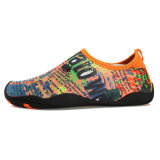 Покупка ботинок Китая Alibaba в навальной воде Aqua обувает ботинки йоги