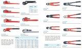 Болт Nonslip режущего аппарата с длинной ручкой ручной рабочий инструмент(