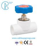 Válvula de paragem de pesados PPR PPR a Montagem da Conexão da Válvula de venda quente