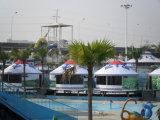 Heiße verkaufenkampierendes Zelt-grosse Abdeckung Yurt der familien-2017