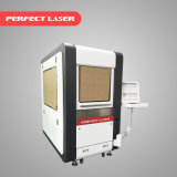 machine de découpage de laser de fibre de tôle de 200W 300W 500W petite