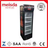 Refrigerador de vidro da porta da bebida