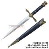 Aragornのリングのクラフトの短剣HK6f05の小さい剣の主
