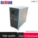 Baixa tipo de refrigeração Certificated Ce do refrigerador de água do ruído água industrial