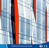 4-12mm Microcrystalのヒスイガラス壁のまたは床ガラスLacquredのまたはセリウムが付いているガラスか塗られるステンドグラス