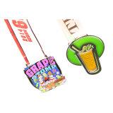 Le medaglie personalizzate di riunione di sport muoiono le medaglie del metallo del getto per la riunione di sport di maratona