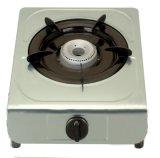 Il singolo bruciatore del ferro del favo della stufa di gas del piano d'appoggio del bruciatore dell'acciaio inossidabile, pospone la stufa dell'acciaio inossidabile
