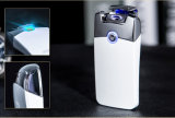 Хорошей прикуривателя USB электрической дуги пламя легче пользовательские дуговой торговой марки сигарет зажигалки с логотип